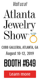 Visit Us at Atlanta Jewelry Show